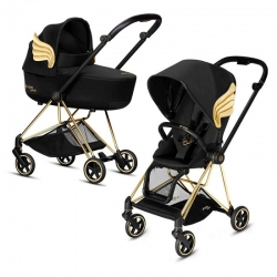 Cybex Mios 2.0 by Jeremy Scott 2019 Black