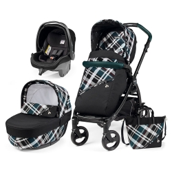 Peg-Perego Pop-Up/Book 51 (Culla Elite Tartan)