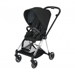 Cybex Mios 2020 на шасси Chrome Black Deep Black