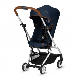 Cybex Eezy S Twist Denim Collection Denim Blue