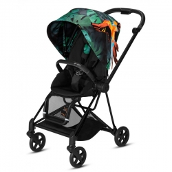 Cybex Mios 2.0 Birds of Paradise 2019  Rebellious/Matt Black