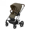 Cybex Balios S lux 2020 рама Silver