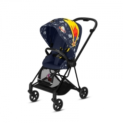 Cybex Mios 2.0 Space Rocket 2019  Space Rocket/Matt Black