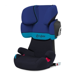 Cybex Solution X2-Fix Blue Moon
