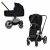 Cybex Priam 2020 Шасси Rose Gold Deep Black