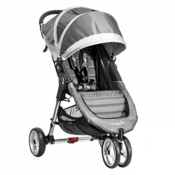Baby Jogger City Mini Single Steel Gray