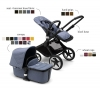 Bugaboo Fox 2019 (Шасси Alu+/Steel Blue)