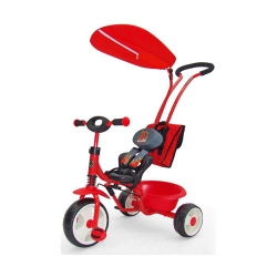 Milly Mally Boby Deluxe Red